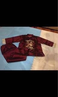 Chinese pajamas or costumes