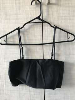 Paros Bandeau bikini top