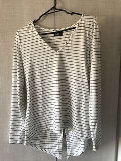 Dotti striped longsleeve
