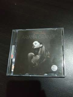 Jual CD Ariana Grande album Yours Truly