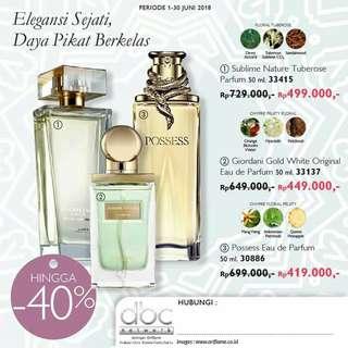 Parfum - Oriflame
