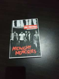 Jual CD One Direction album Midnight Memories