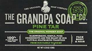Grandpa Pine Tar Soap