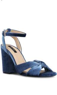Zalora Shoes - Cross Strap Heels