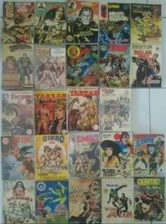 Komik jadul Indonesia edisi asli