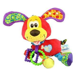 Doggy mainan anak krincingan