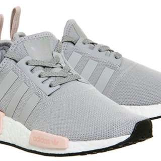 Adidas Originals W NMD Clear Onix Light Onix Offpsring Exclusive