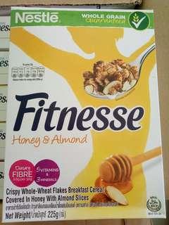 Nestle Fitness Honey and Almond