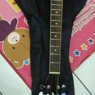 Yamaha APX500 custom+softcase