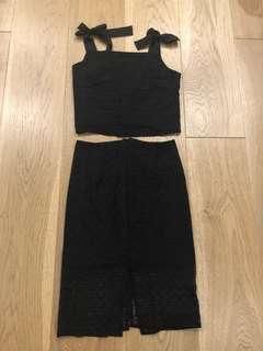 Custom Design Skirt Freesize
