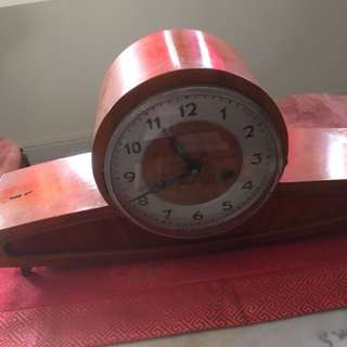 1950's table clock