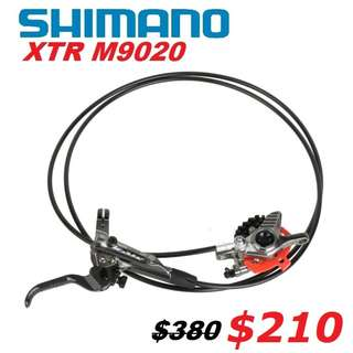 Shimano XTR M9020 Trail Disc Brake One-Side Only-------- ( XT M8020 M8000 M785 SLX M7000 M675 M315 MT2 MT4 MT5 MT5E MT6 MT7 MT8 Trail) Dyu