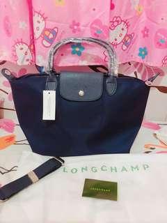Navy blue Longchamp neo  Meduim size  Highend quality
