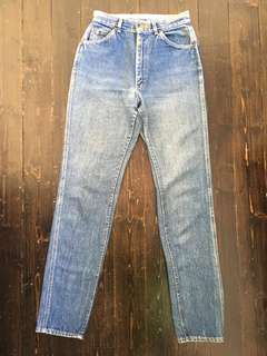 Vintage Lee rider jeans - size 8 AU