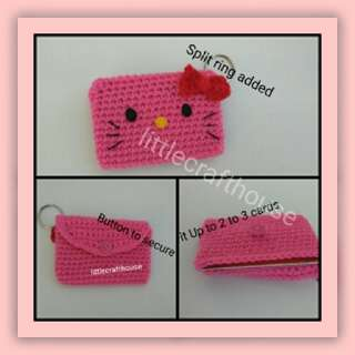 Hello Kitty Card Pouch