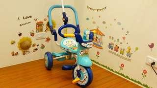 PUKU 藍色企鵝 豪華型摺疊式腳踏車/三輪車