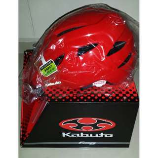 OGK Kabuto FM-8 trail helmet. Asian fit.