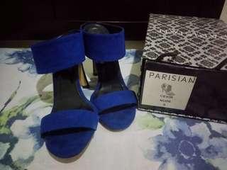 Nadine's Pick - Parisian Clay Heels / Size 8