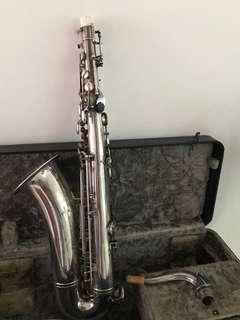 Collectors item tenor sax.