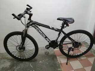 "26"" Crolan 500 Mountain Bike"