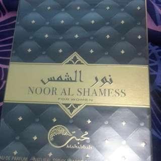 parfume noor al shamess