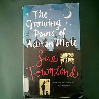 Sue Townsend : The Growing Pains of Adrian Mole