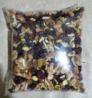 Trail Mix Nuts with Pistachio