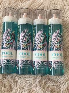 Bath and Body Works Body Mist 250ml