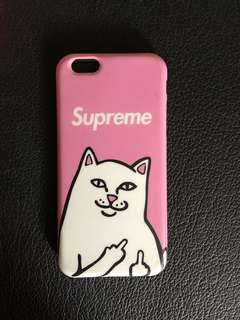 Supreme iphone 6 casing