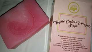 Skin Genie Apple Cider Vinegar Soap