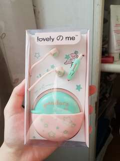Lovely Me Earphone