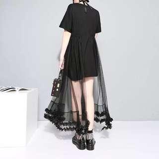 🚚 造型連身裙