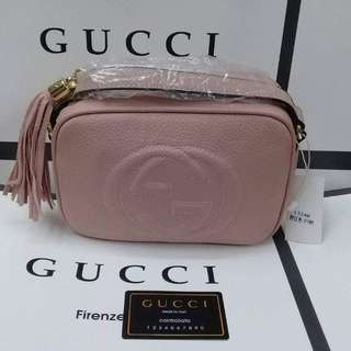 Gucci soho sling bag