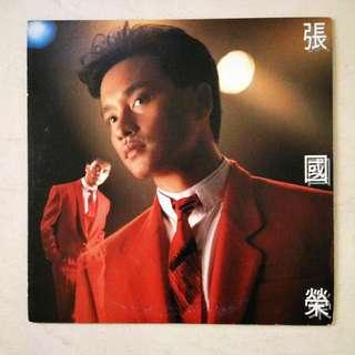张国荣黑胶唱片Leslie Cheung record