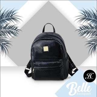Tas import wanita model ransel belle backpack jimshoney