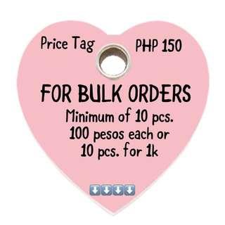 Bulk Orders Discount
