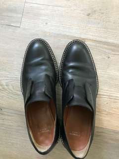 Givenchy leather loafer size 38