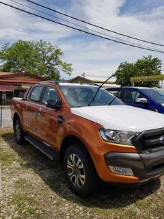 FORD RANGER 2.2 WILDTRAK