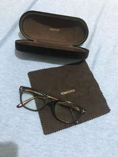 Tom Ford RX glasses (Asian fit)