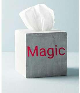 Magic tissue