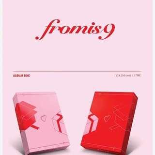 FROMIS 9 2ND MINI ALBUM