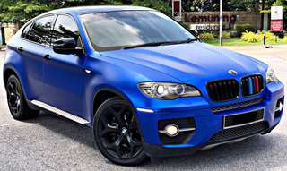 BMW X6 3.0 DIESEL TWIN TURBO