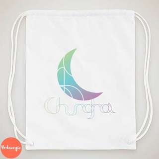 Chungha Drawstring Bag