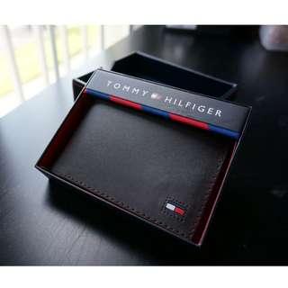 Tommy Hilfiger Wallet 真皮銀包
