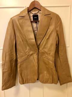 Real Leather Jacket - size 36