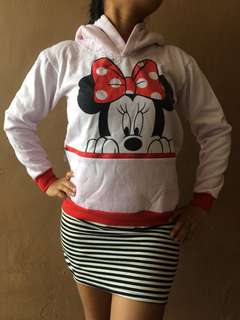Mini mouse hoodie