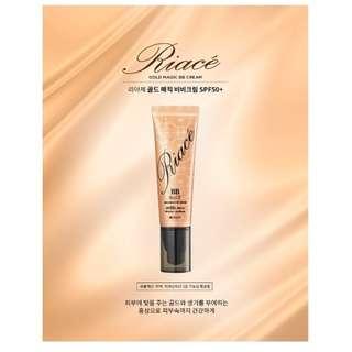 Korea Riace Gold Magic BB Cream SPF50+ PA++ 50g