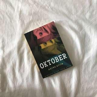 OKTOBER by Amira Atiya