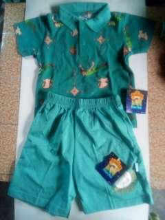 Poloshirt,Shorts