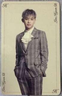 BTOB Hyunsik Feel Em photocard